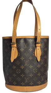 Louis Vuitton Bucket Pm Bucket Lv Bucket Pm Shoulder Bag