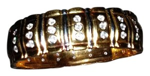 Other 21k vintage solid yellow gold bracelet (two tone)