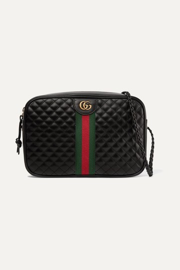 Preload https://img-static.tradesy.com/item/20506051/gucci-shoulder-small-quilted-gg-black-leather-cross-body-bag-0-2-540-540.jpg