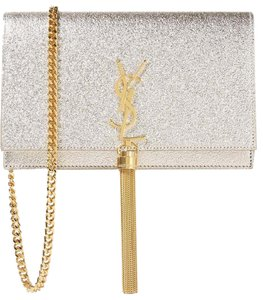 Saint Laurent Classic Monogram Kate Tassel Ysl Shoulder Bag