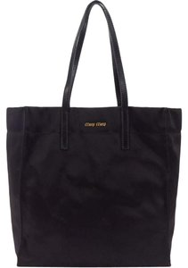 Miu Miu Tote in black