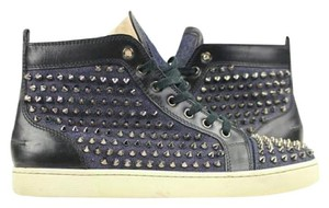 Christian Louboutin Denim Athletic