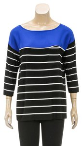 Bailey 44 Top Blue/Black/White