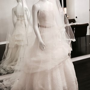 Monique Lhuillier Monique Lhuillier Nwt Kleinfeld Manhattan Wedding Dress