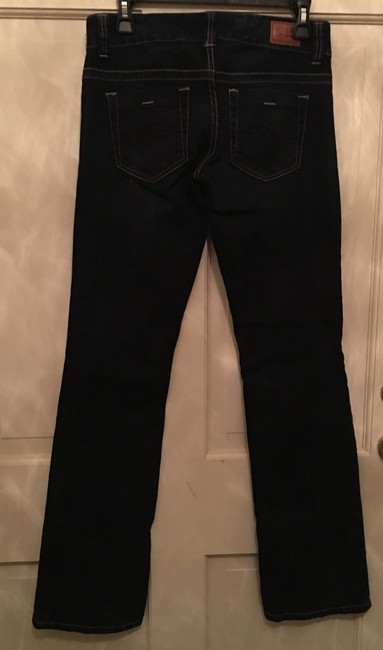 Guess Boot Cut Jeans-Dark Rinse Image 1