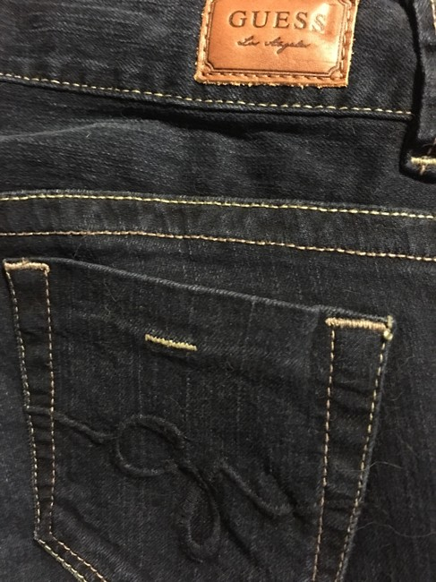 Guess Boot Cut Jeans-Dark Rinse Image 4