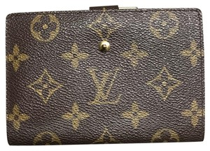 Louis Vuitton French Kisslock wallet