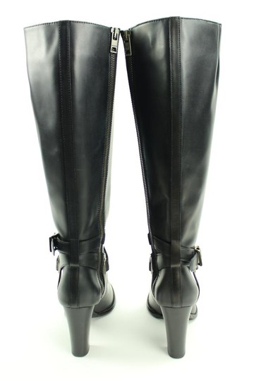 Burberry Black Boots Image 10