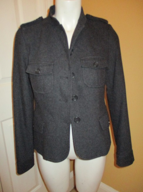 Banana Republic Military Jacket Image 11