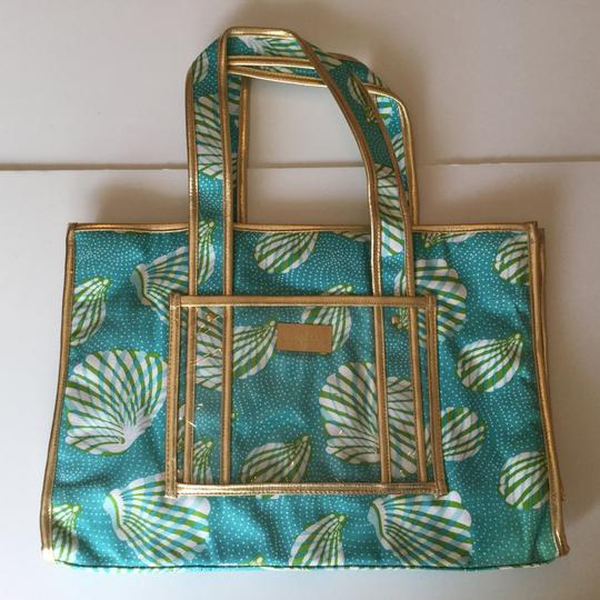 Lilly Pulitzer LILLY PULITZER Sea Breeze tote bag Image 6
