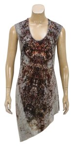 Helmut Lang short dress Multicolor on Tradesy