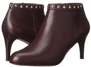 Coach Ankle Brown Boots