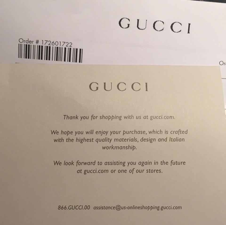 2cc463851 Gucci Black Men s Rubber Slides. Never Worn In Box with Duster ...