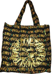 Whatever It Takes.org based on the art work of Gwen Stefani Tote in Multicolored