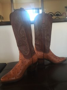 Lucchese Tan/brownish Boots
