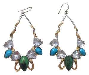 Alexis Bittar Olmeca Teardrop Earrings