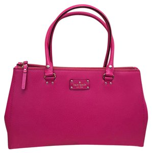 Kate Spade Satchel in sweetheart pink