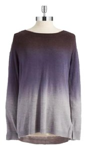 BB Dakota Bb Ombre Grey Sweater
