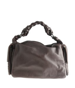 Bottega Veneta Braided Leather Shoulder Bag