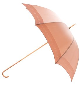 Louis Vuitton Brown, tan nylon Louis Vuitton LV monogram print umbrella