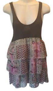 Yag Couture short dress multi on Tradesy