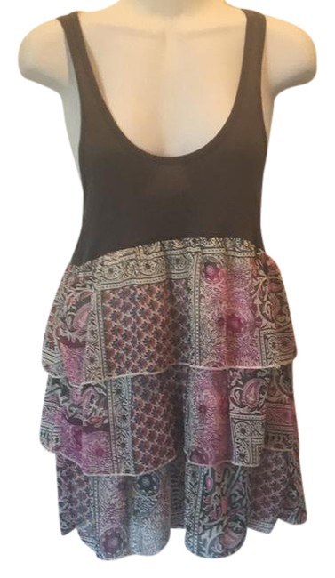 Preload https://img-static.tradesy.com/item/20507791/yag-couture-multicolor-tiered-lined-boho-medium-short-casual-dress-size-8-m-0-1-650-650.jpg