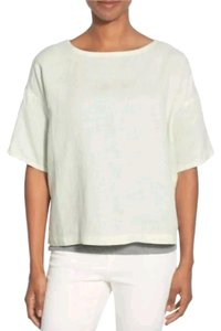 Eileen Fisher Top Light green/Celad