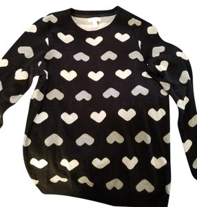 Charter Club Heart Sweater