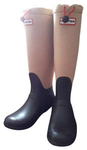 Hunter Tall Canvus Riding Festival Boots