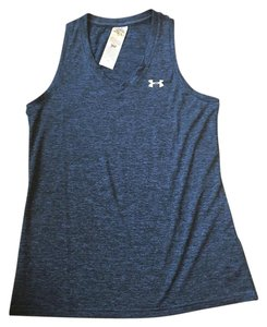 Under Armour Marbled Blue Tank