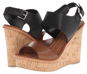 Dolce Vita black and brown Wedges