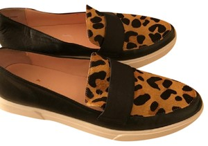 Kate Spade Stella Mccartney Binx Platform Black Flats