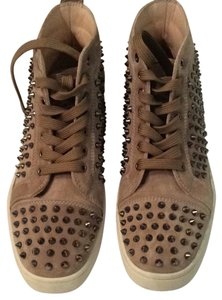 Christian Louboutin Taupe Athletic