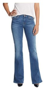 7 For All Mankind A-pocket Trouser/Wide Leg Jeans
