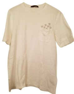 Louis Vuitton T Shirt White