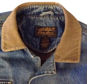 L.L.Bean denim Womens Jean Jacket