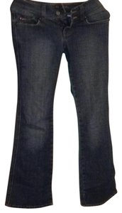 Bubblegum Boot Cut Jeans-Medium Wash