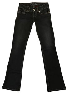 Guess Daredevil Boot Cut Jeans-Dark Rinse