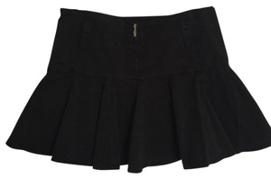 Authentic Guess Mini Skirt Black