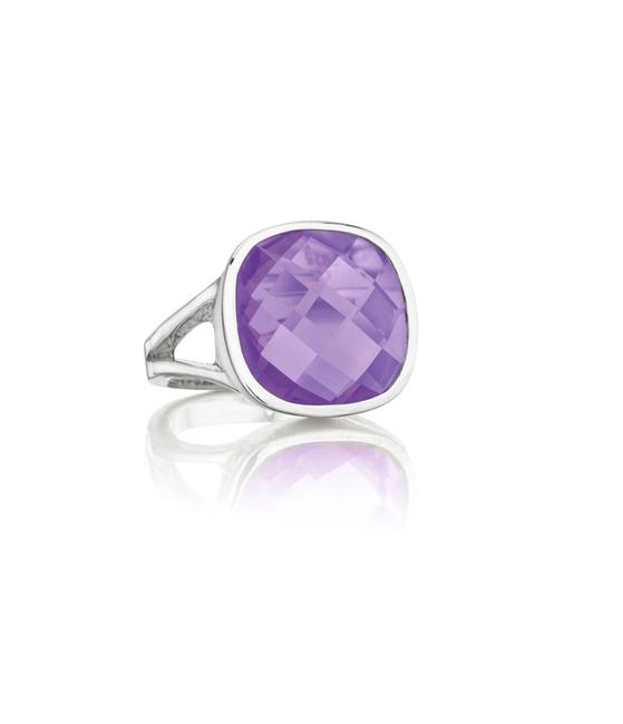 Sterling Silver & Amethyst Etoiles Ring Sterling Silver & Amethyst Etoiles Ring Image 1