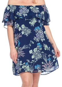Other short dress Navy #fashion #plus Size Ccd3576 on Tradesy