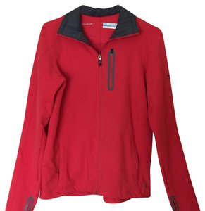 Columbia Sportswear Company red/coral Jacket