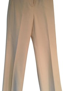 Ann Taylor Trouser Pants cream