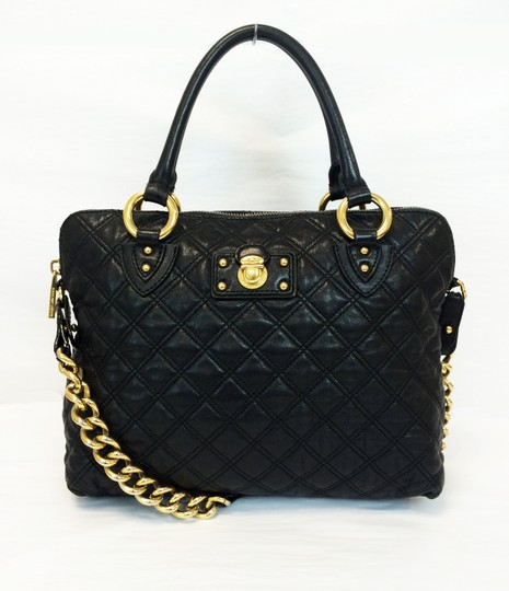 Preload https://img-static.tradesy.com/item/20509823/marc-jacobs-standard-convertible-handbag-black-quilted-lambskin-leather-satchel-0-2-540-540.jpg
