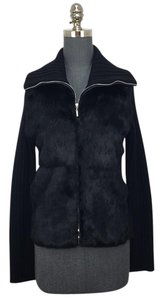 Elie Tahari Fur Coat