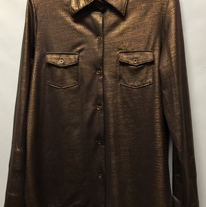 Diane Gilman Button Down Shirt