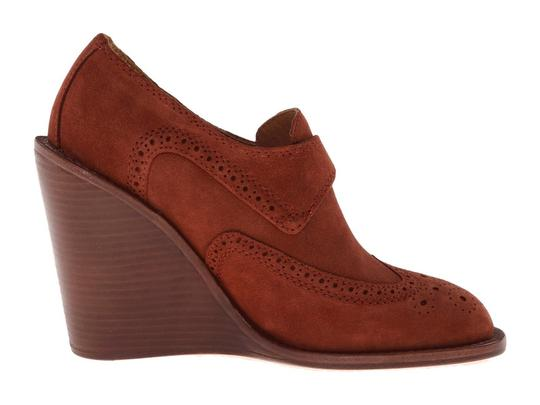 See by Chloé Broque Rust Wedges Image 1