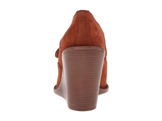 See by Chloé Broque Rust Wedges Image 3