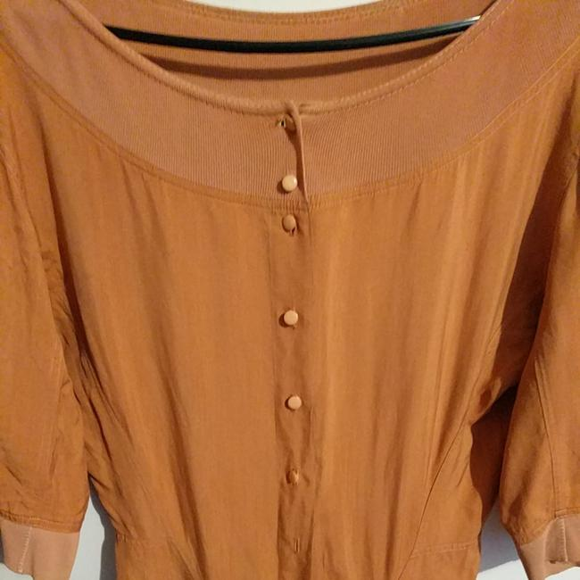 ALAA short dress Camel on Tradesy Image 1