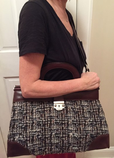 Marni Satchel in Brown Image 3